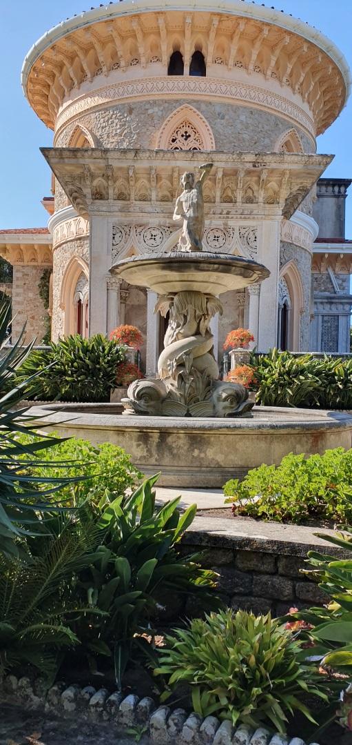 Visiter Le parc de Monserrate - Portugal