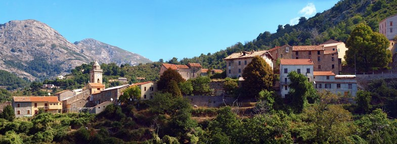 Circuit Corse - Jour 1 : De Ajaccio à Serriera