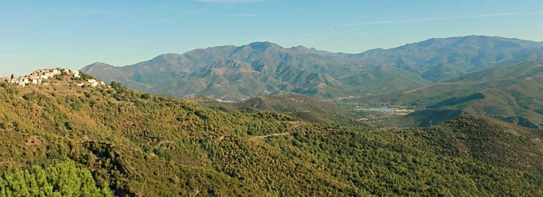 Circuit Corse - Jour 2 : De Serriera à Girolata