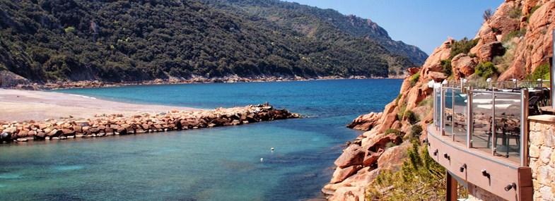 Circuit Corse - Jour 3 : De Girolata à Galéria