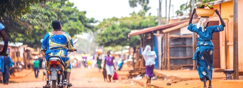 Circuit Benin - Jour 1 : Vol pour Cotonou