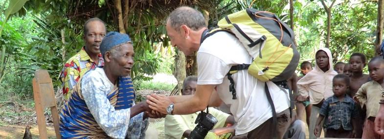 Circuit Benin - Jour 2 : Premiers contacts avec l'équipe locale