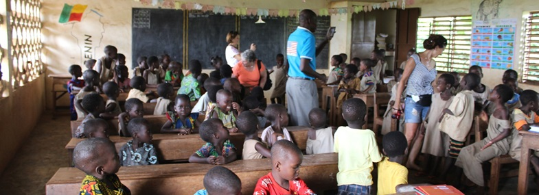 Circuit Benin - Jours 3 à 7 : Participation à des missions de développement local