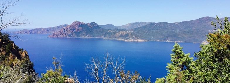 Circuit Corse - Jour 1 : Ajaccio - Alta Rocca