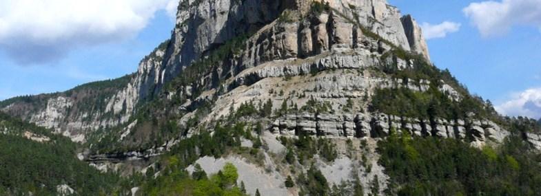 Circuit Rhône-Alpes - Jour 1 : Combeau - Les Nonières (850 m)