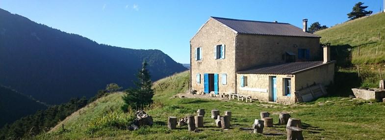 Circuit Rhône-Alpes - Jour 3 : La Plainie - Refuge de la Tour (1340 m)