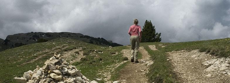 Circuit Rhône-Alpes - Jour 4 : Refuge de la Tour - Combeau (1400 m)
