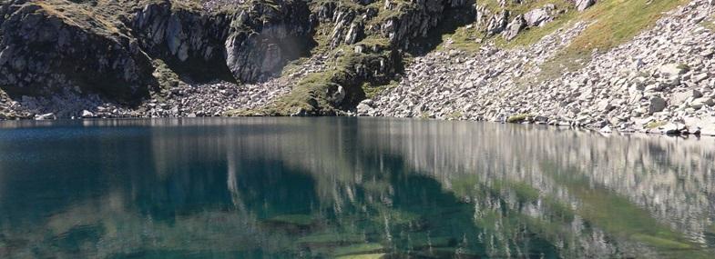 Circuit Occitanie - Jour 5 : Le Col du Puymorens et l'Etang de Coume d'Or