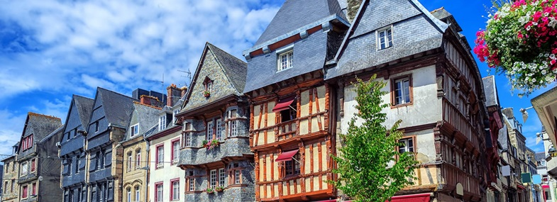 Circuit Bretagne - Jour 1 : Accueil à Lannion
