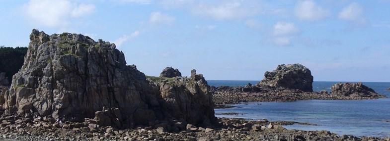 Circuit Bretagne - Jour 5 : De Port Blanc a la Pointe du Château