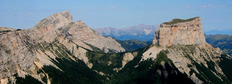 Circuit Rhône-Alpes - Jour 5 : Tour du Mont Aiguille