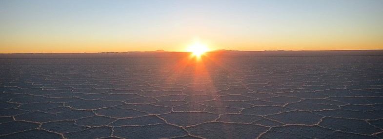 Circuit Pérou/Bolivie - Jour 14 : Aguaquiza (3680 m) - Salar d'Uyuni - Uyuni