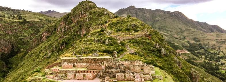 Circuit Pérou/Bolivie - Jour 3 : Cusco (3350 m) - Pisac (3400 m) - Ollantaytambo (2740 m) - Aguas Calientes (2050 m)
