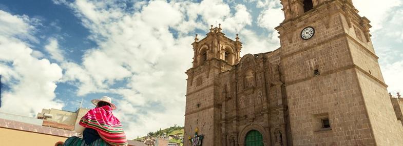 Circuit Pérou/Bolivie - Jour 6 : Cusco (3350 m) - Puno (3820 m)