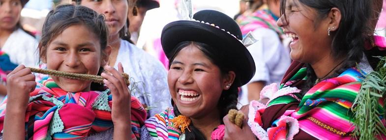Circuit Pérou/Bolivie - Jour 8 : La Paz - Sucre (2750 m)