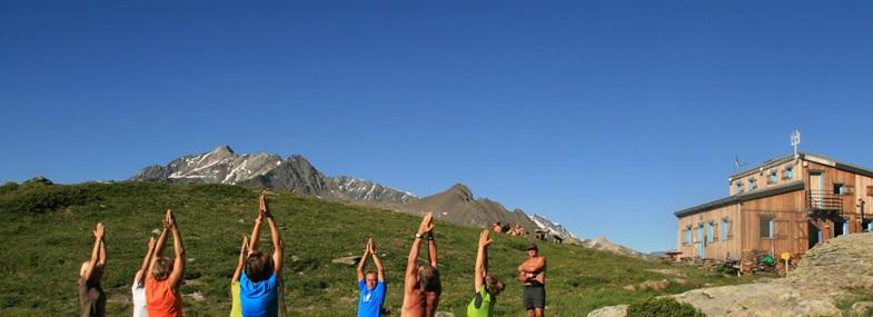 Circuit Rhône-Alpes - Jour 6 : Atelier libération émotionnelle - Fin du séjour