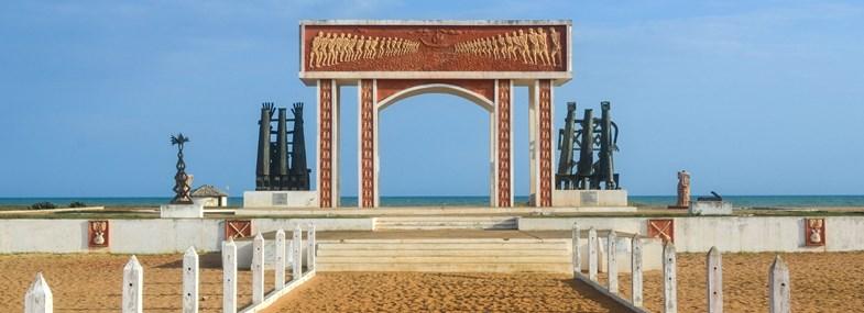 Circuit Benin - Jour 8 : Allada - Ouidah - Cotonou - Paris