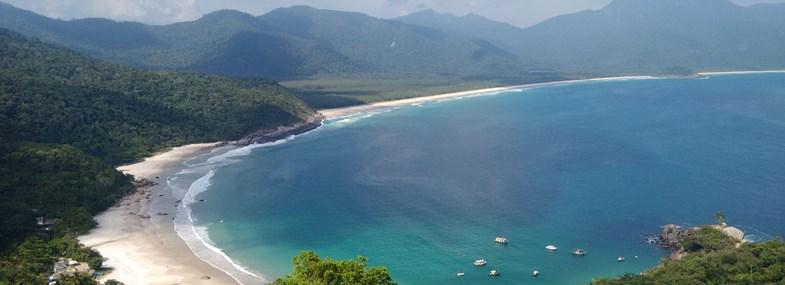 Circuit Brésil - Jour 11 : Ilha Grande - Rio De Janeiro