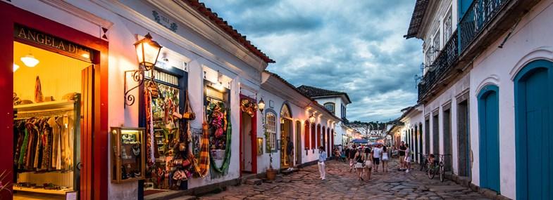 Circuit Brésil - Jour 4 : Rio De Janeiro - Paraty