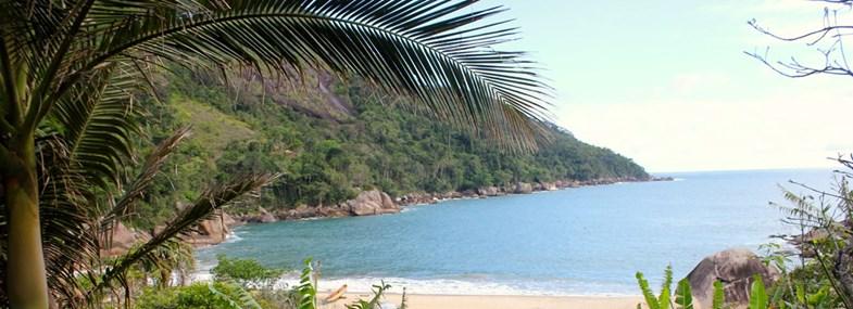 Circuit Brésil - Jour 5 : Paraty - Ponta Negra