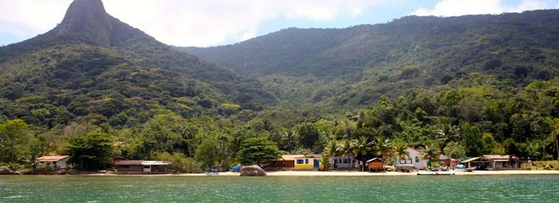 Circuit Brésil - Jour 7 : Ponta Negra - Saco Do Mamangua - Paraty