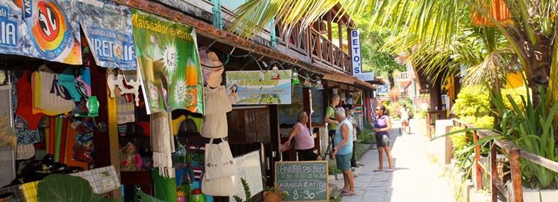 Circuit Brésil - Jour 8 : Paraty - Ilha Grande