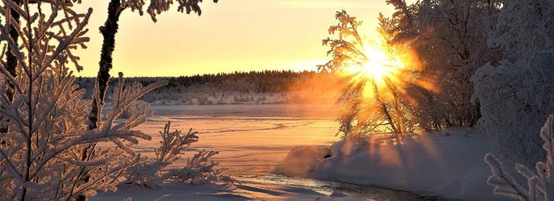 Circuit Laponie - Jour 1 : Vol pour Kittila