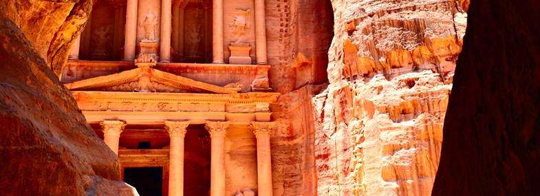 Circuit Jordanie - Jour 4 : Petra - Wadi Rum