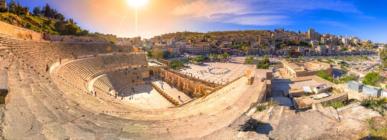 Circuit Jordanie - Jour 8 : Aqaba - Amman - Vol retour