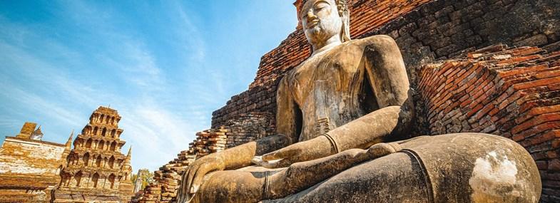 Circuit Thaïlande - Jour 6 : Sukhotaï - Lampang - Chiang Mai