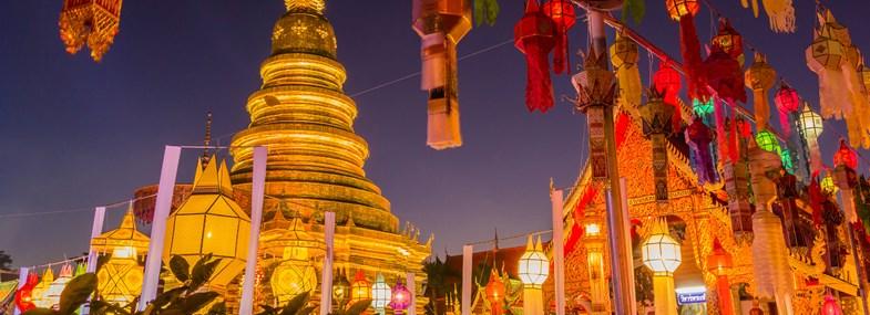 Circuit Thaïlande - Jour 5 : Chiang Mai