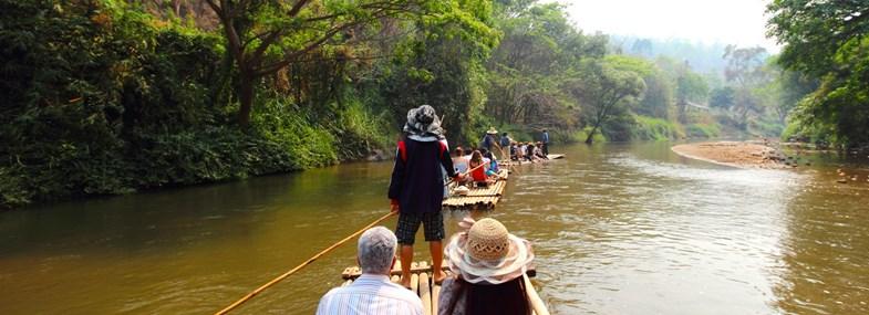 Circuit Thaïlande - Jour 7 : Randonnée