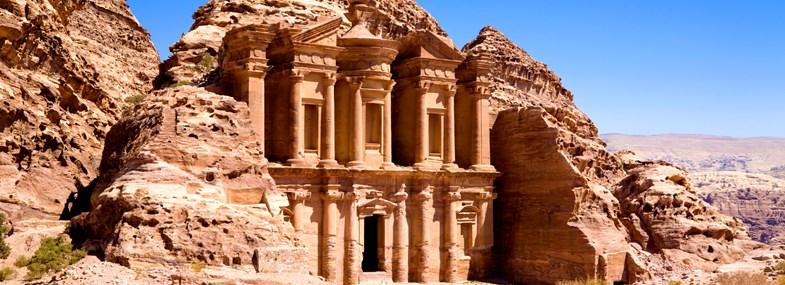 Circuit Jordanie - Jour 4 : Petra