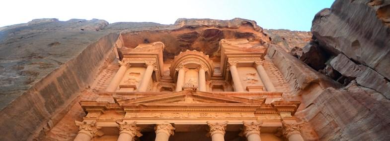 Circuit Jordanie - Jour 5 : Petra - Wadi Rum