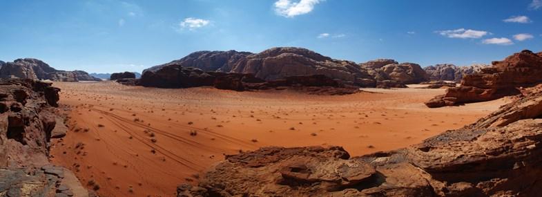 Circuit Jordanie - Jour 6 : Wadi Rum