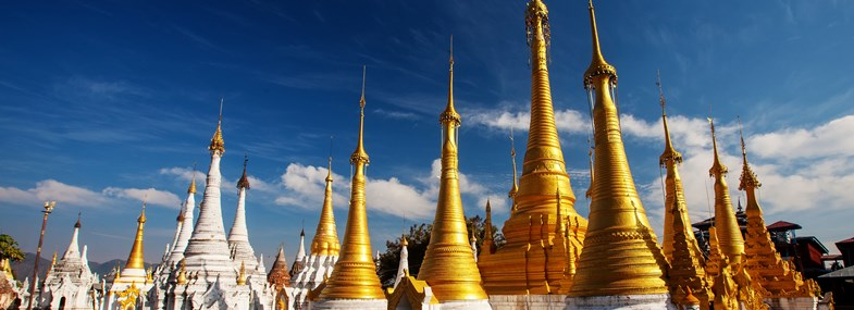 Circuit Birmanie - Jour 13 : Lac Inle - Indein - Lac Inle