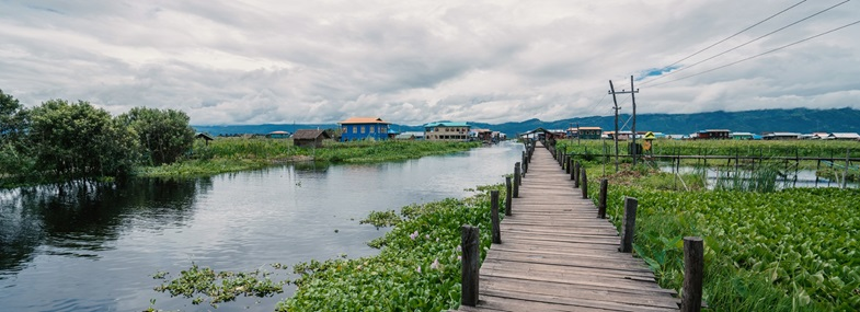 Circuit Birmanie - Jour 13 : Nyaung Shwe - Rangoon