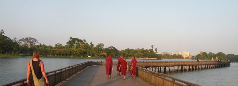 Circuit Birmanie - Jour 14 : Rangoon - Vol retour
