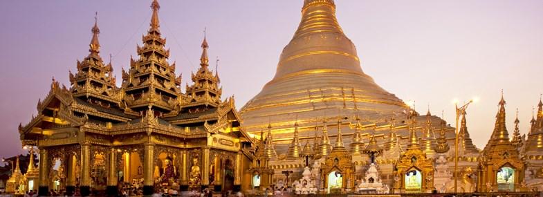 Circuit Birmanie - Jour 3 : Visite de Rangoon