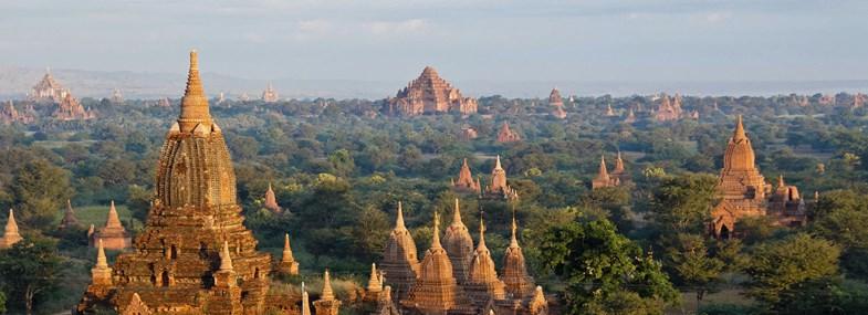 Circuit Birmanie - Jour 4 : Bagan à vélo