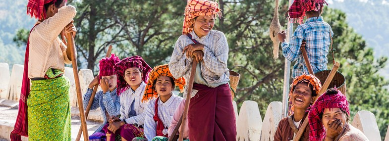 Circuit Birmanie - Jour 8 : Mandalay - Kalaw