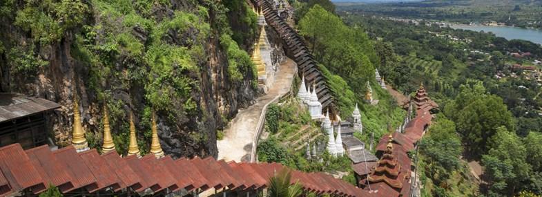 Circuit Birmanie - Jour 9 : Kalaw - War Gyi Myaung