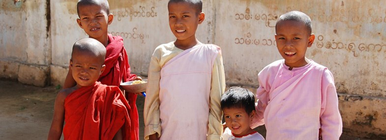 Circuit Birmanie - Jour 10 : War Gyi Myaung - Khaung Dine - Nyaung Shwe