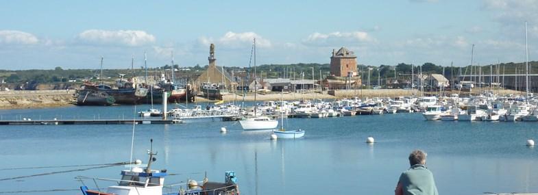 Circuit Bretagne - Jour 1 : Brest - Camaret sur mer