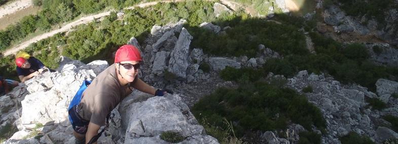 Circuit Espagne - Jour 2 : Les canyons de la Virgen et du Petit Mascun