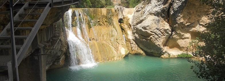 Circuit Espagne - Jour 4 : Le Barasil ou Rio Vero, paysages grandioses et eaux translucides