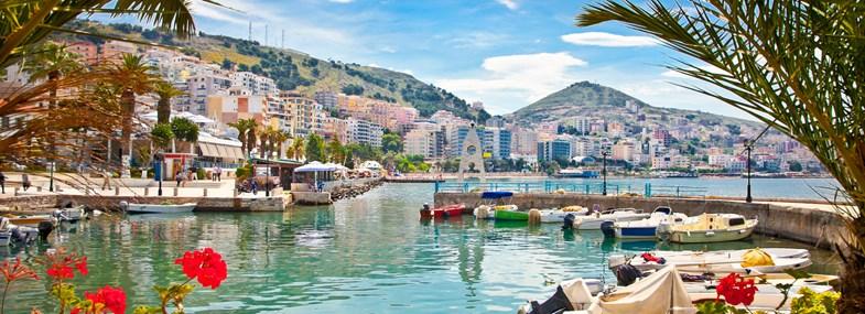 Circuit Albanie - Jour 4 :  Œil Bleu - Butrint - Saranda