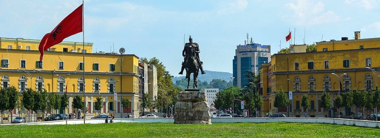 Circuit Albanie - Jour 7 : Tirana