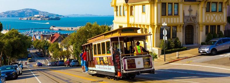 Circuit Etats-Unis - Jour 10 : Modesto - San Francisco