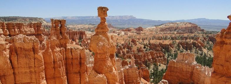 Circuit Etats-Unis - Jour 6 : Page - Bryce Canyon - Las Vegas
